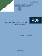 1977 - Macera, Pablo - Agricultura en el Perú, siglo XX (Documentos), T. III.pdf