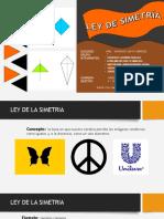 LEY DE SIMETRIA