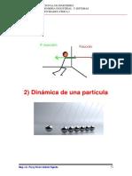 Cap 2 Dinamica de Una Particula