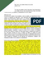 LOS 21 JUCIOS DE DIOS DEL APOCALIPSIS EL QUINTO SELLO