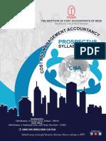 Prospectus Syll-2016 Revised 20-11-2019
