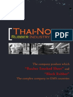 THAI-NORTH RUBBER INDUSTRY CO. LTD
