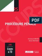 Procédure pénale - Corrigé.pdf