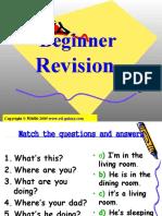 Beginner Revision.pps