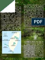 Taijiang National Park-Setting and plot