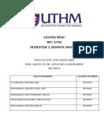 Geotechnic Full Report 1 (EDITED)