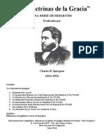 Las doctrinas de la gracia completo Libro de spurgeon