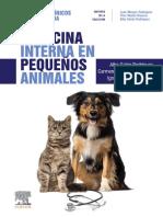 Medicina interna en pequeños animales (Alba Galan) (2019)