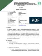SILABO DE DERECHO TRIBUTARIO II (A-N)