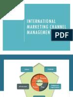 6. International Market Channels