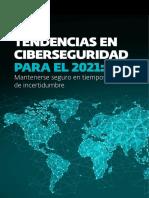 Tendencias en Ciberseguridad para el 2021