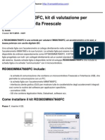 FC Kit Di Valutazione Per Accelerometri Della Freescale - 2010-11-11