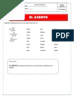 9.EL ACENTO