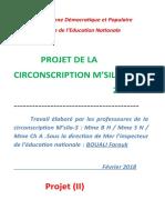 Lycée Djaber le théâtre FEV 2018