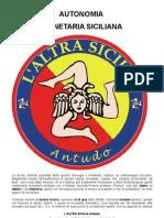 AUTONOMIA MONETARIA SICILIANA