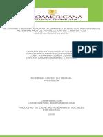 Actividad 1 Infografía Mecanismos Alternativos de Resolución de Conflictos