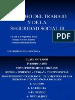 Seguridad Social Clase 2 Rommy