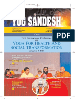 YogSandesh February Eng2011