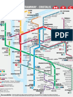 Plan metro_tram