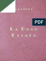 Ravines Eudocio - La Gran Estafa(opt)