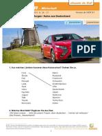 Übungen-deutsche-Autos-