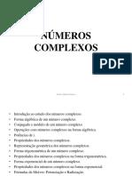 2. NÚMEROS COMPLEXOS