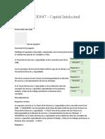 Evaluacion DD047