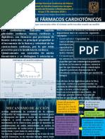 Informe CARDIOTÓNICOS