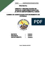 041 SU CAMBIO DE TRANSFORMADOR POR INCREMENTO DE POTENCIA HOSPITAL REGIONAL CUSCO.pdf