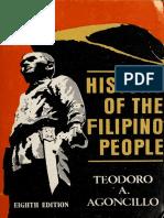 Teodoro Agoncillo - History of the Filipino People.pdf
