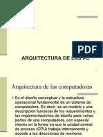 Arquitectura de las PC