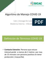 COVID19.Algoritmio pptx