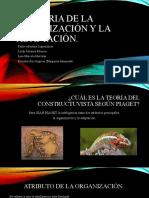 LA TEORIA DE la organización y la adaptación (1)