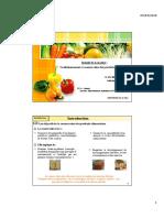 Conditionnement et conservation des produits alimentaires