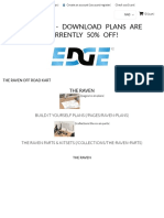 The Raven Off Road Kart _ The Edge Products
