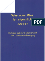 Köpke, Matthias - Wer oder Was ist eigentlich Gott, 2. Auflage