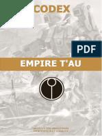 Xenos Empire T'au 1.00 - FERC - 2019
