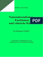 Köpke, Matthias - Nationalsozialismus, Faschismus und römische Kirche,