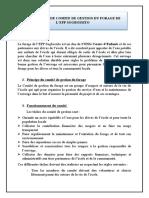 PROPOSITION COMITE DE GESTION DU FORAGE DE L.docx