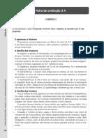 Ficha de Avaliação 3 - Santillana 5
