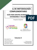 Manual Metodología Volumen II - 2020 - v02