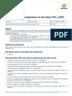Alcance de la Ingeniería en las fases FEL y EPC.pdf