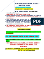 TAREA ACADEMICA DISEÑO EN ACERO Y MADERA 2020 II EX FIN(1)
