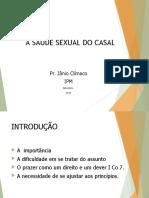 A SAÚDE SEXUAL DO CASAL