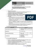 BASE PRACTICAS PREPROFESIONALES N°025-2020 (1)