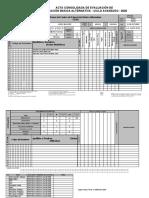 Formato de Actas Consolidadas 2020 1° SUBSANACION