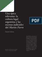 Post-print-Una epica relevante- cultura legal y escenas judiciales en Martin Fierro.pdf
