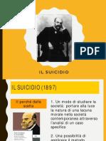 6 durkheim il suicidio