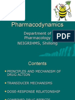 Pharmacodynamics - drdhriti