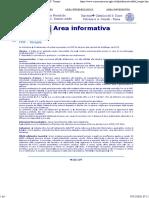 Centro Febbri Periodiche - Area informativa - COLCHICINA_FMF_ Terapia